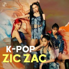 K-Pop Zic Zac - aespa, SNSD, f(x), SHINee