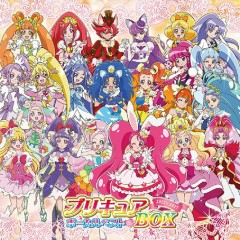 PreCure Vocal Best Box 2013-2017 CD5