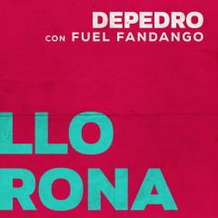 Llorona (feat. Fuel Fandango) [En Estudio Uno] - Depedro, Fuel Fandango