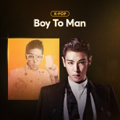 K-Pop Boy To Man