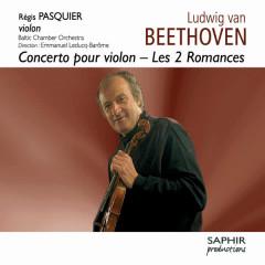 Beethoven: Concerto pour violon - Les 2 romances