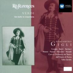 Verdi: Un ballo in maschera - Tullio Serafin