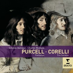 Corelli & Purcell: Trios, Sonatas & Fantasias - London Baroque, Charles Medlam