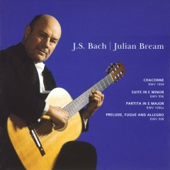 J. S. Bach: Lute works - Julian Bream