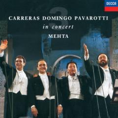 The Three Tenors - In Concert - Rome 1990 - Jose Carreras, Placido Domingo, Luciano Pavarotti, Orchestra del Teatro dell'Opera di Roma, Orchestra del Maggio Musicale Fiorentino