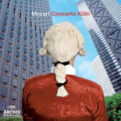 Mozart - Concerto Köln, Anton Steck
