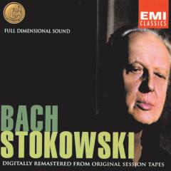 Bach By Stokowski - Leopold Stokowski, Symphonica Orchestra