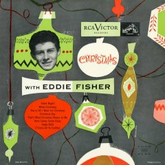 Christmas with Eddie Fisher - Eddie Fisher