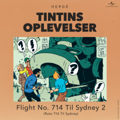 Flight No. 714 Til Sydney (Del 2) - Tintin