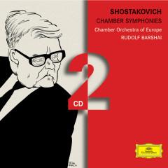Shostakovich: Chamber Symphonies - Gidon Kremer, Clemens Hagen, Chamber Orchestra Of Europe, Rudolf Barshai