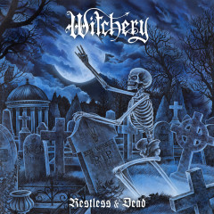 Restless & Dead (Re-issue & Bonus 2020) - Witchery