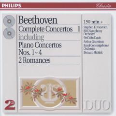 Beethoven: Complete Concertos Vol.1 - Piano Concertos Nos.1 - 4 etc. - Stephen Kovacevich, BBC Symphony Orchestra, Sir Colin Davis, Arthur Grumiaux, Royal Concertgebouw Orchestra