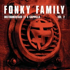 Instrumentaux et A Capellas, Vol.2 - Fonky Family