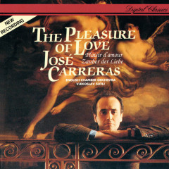 The Pleasure of Love - Jose Carreras, English Chamber Orchestra, Vjekoslav Sutej