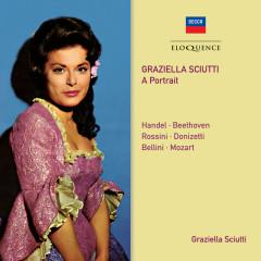Graziella Sciutti - A Portrait - Graziella Sciutti, Richard Bonynge, Lorin Maazel, Argeo Quadri, London Symphony Orchestra