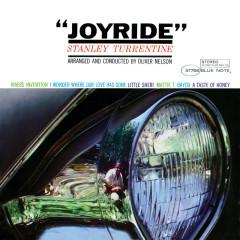 Joyride (Remastered / Rudy Van Gelder Edition) - Stanley Turrentine