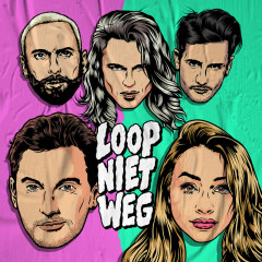 Loop Niet Weg - Kris Kross Amsterdam, Tino Martin, Emma Heesters