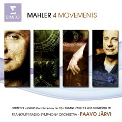 Mahler: 4 Movements - Paavo Järvi