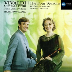 Vivaldi: The Four Seasons, Saint-Saëns: Introduction and Rondo Capriccioso - Michala Petri
