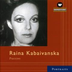 Raina Kabaivanska Arias - Raina Kabaivanska