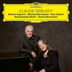 Debussy: Fantaisie, Violin Sonata, Cello Sonata, La mer - Daniel Barenboim, Martha Argerich, Michael Barenboim, Staatskapelle Berlin