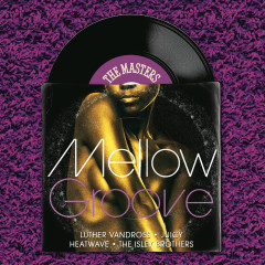 The Masters Series: Mellow Groove - Various Artists