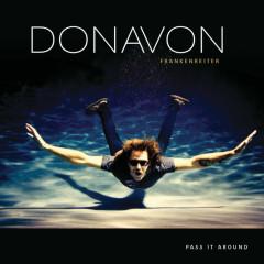 Pass It Around (International iTunes Version) - Donavon Frankenreiter