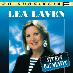 20 Suosikkia / Nyt kun oot mennyt - Lea Laven