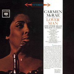 Carmen McRae Sings Lover Man And Other Billie Holiday Classics - Carmen Mcrae