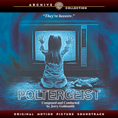 Poltergeist (Original Motion Picture Soundtrack) - Jerry Goldsmith