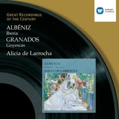 Albéniz: Iberia, Granados, Goyescas