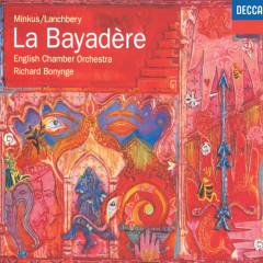 Minkus-Lanchbery: La Bayadère - English Chamber Orchestra, Richard Bonynge