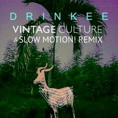Drinkee (Vintage Culture & Slow Motion! Remix) - Sofi Tukker,Vintage Culture
