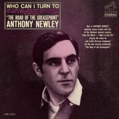 Who Can I Turn To - Anthony Newley
