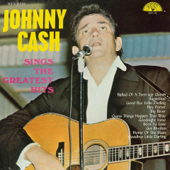 Sings the Greatest Hits - Johnny Cash