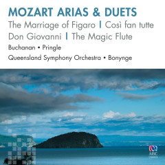 Mozart Arias and Duets