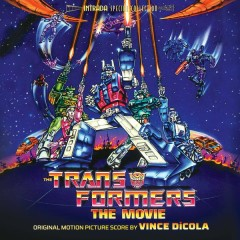 The Transformers: The Movie (Score) - Vince DiCola