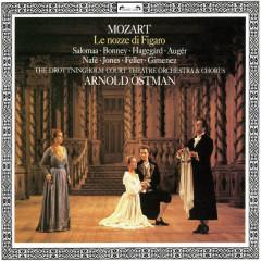 Mozart: Le nozze di Figaro - Arnold Östman, Petteri Salomaa, Barbara Bonney, Håkan Hagegård, Arleen Augér