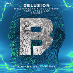 Delusion (Remixes) - Will Sparks, Reece Low, Jacob Lee
