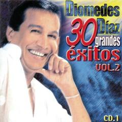 30 Grandes Éxitos Vol. 2 - Diomedes Díaz