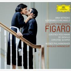 Mozart: Le Nozze di Figaro - Highlights - Anna Netrebko, Dorothea Röschmann, Bo Skovhus, Ildebrando D'Arcangelo, Wiener Philharmoniker
