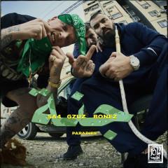 Paradies - Bonez MC, Gzuz, Sa4, 187 Strassenbande