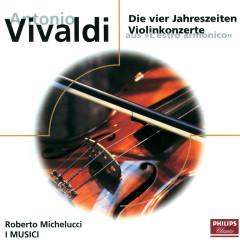 Vivaldi: Die vier Jahreszeiten - Roberto Michelucci, I Musici