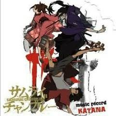 Samurai Champloo Music Record - Katana