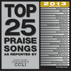 Top 25 Praise Songs 2013 Edition - Various Artists