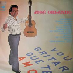 Vou Gritar que Te Amo - José Orlando