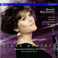Romantic Oboe Concertos - Diana Doherty, Queensland Symphony Orchestra, Werner Andreas Albert
