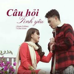 Câu Hỏi Tình Yêu (Single) - Cẩm Loan, Nam Cường
