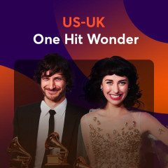 US-UK One Hit Wonder