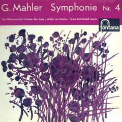 Mahler: Symphony No.4 in G - Teresa Stich-Randall, Royal Concertgebouw Orchestra, Willem van Otterloo